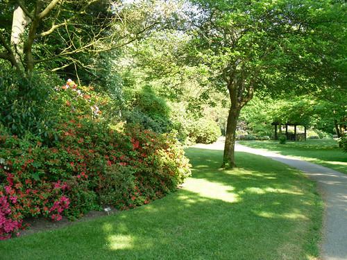 Winterbourne: Round the corner
