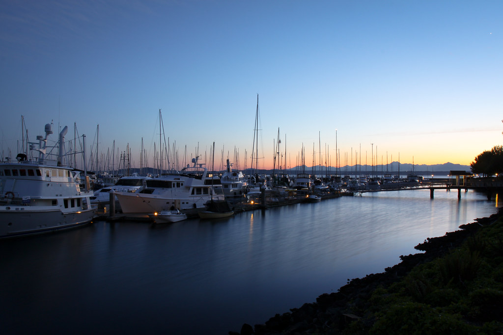 Elliot Bay Marina