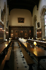 Christ Church college at Oxford - Great Hall