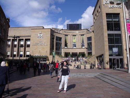20090920 Glasgow 13 Buchanan St 05 The Glasgow Royal Concert Hall