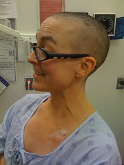 Oncology appointment (pre chemo #2)