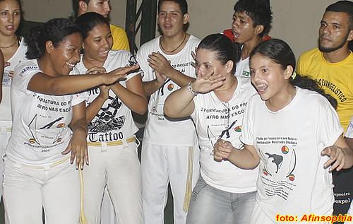 Capoeira CDLB 23 por você.