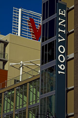 The 1600 Vine apartments are Metro accessible but that fact is poorly promoted.