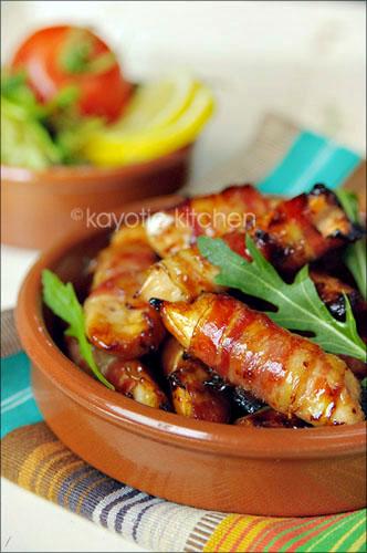 Chicken & Bacon Bites