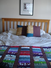 Completed bedroom!