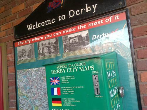 FutureStory Derby launch