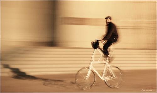 Crazy Bike!