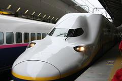 "上越新幹線E4系 Max(Jouetsu Sinkansen Type E4 ""Max"", Japan)"
