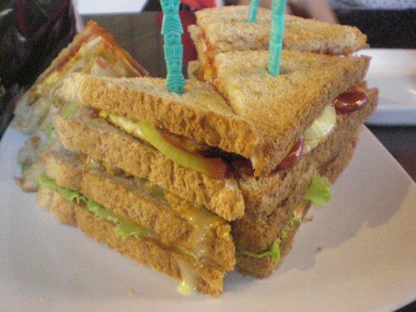Sandwich illy