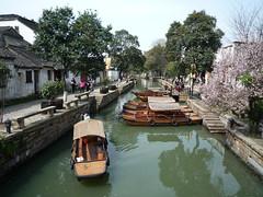 Kanalstadt Tongli