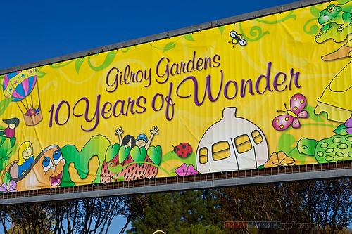 Gilroy Gardens, 10 years of wonder