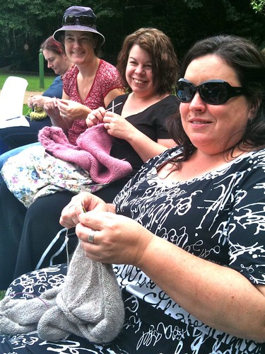 Knitting Camp