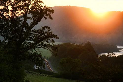 Gladstone Sunrise