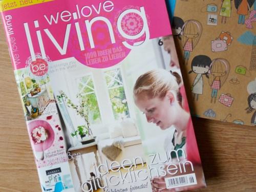 We Love Living: New!