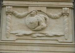 Hamburger Fassade - Krieger