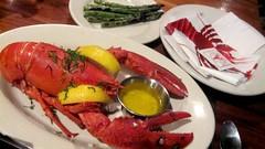 Steamed Lobster - Azure Cafe