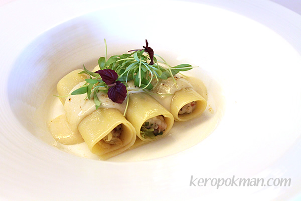 Boston Lobster Cannelloni