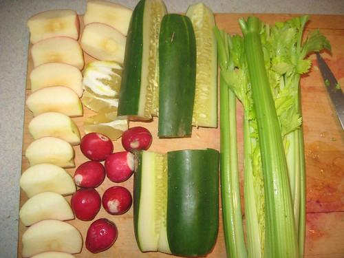 Juice Feasting Preparations
