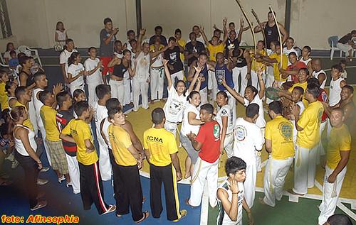 Capoeira CDLB 24 por você.