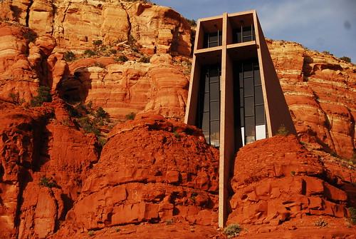 chapel of the holy cross, Sedona