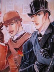 Sherlock Holmes by Yayoi Neko, via web (http://thundertori.deviantart.com/), 2