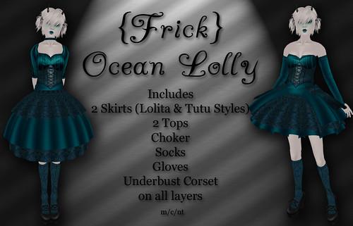 Frick - Ocean Lolly