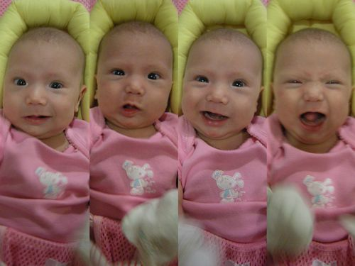 The many moods of Anya
