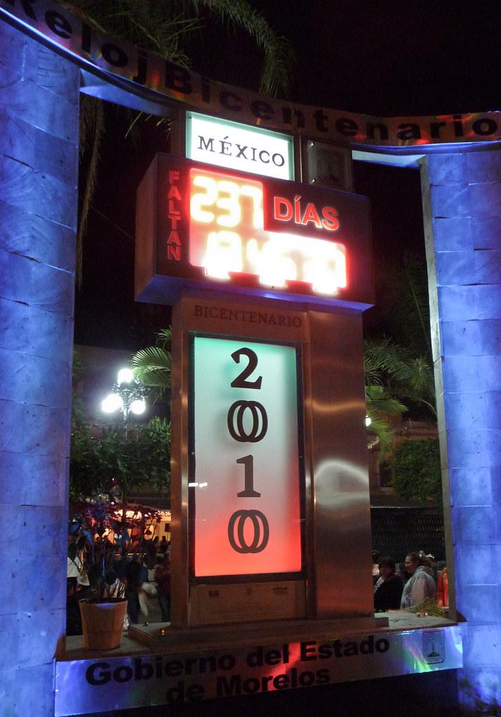 Countdown Morelos