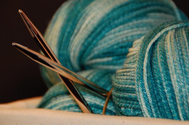 The Knitting Basket