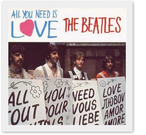 Vday Beatles