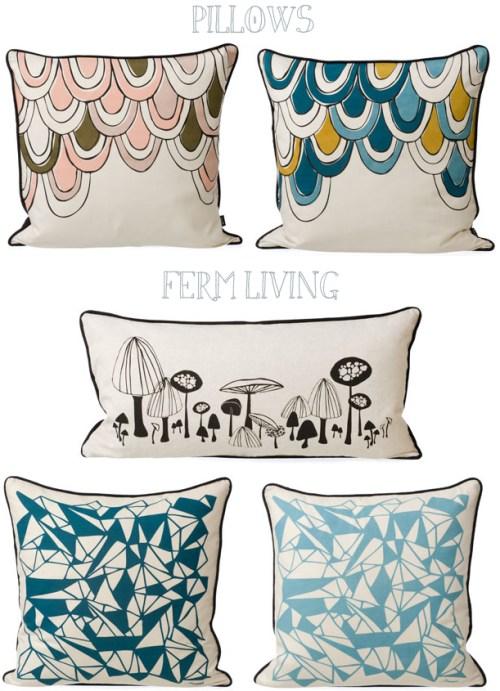 ferm living new decor8. Black Bedroom Furniture Sets. Home Design Ideas