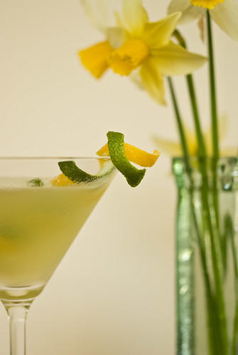 Spring Feeling cocktail