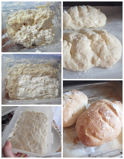 5分鐘麵包1