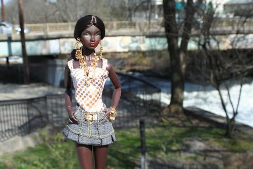 Nadja At The Park