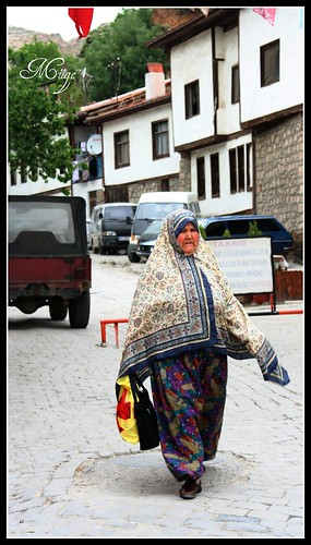 Beypazarı Kadını