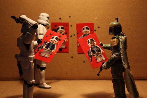 Mr. Fett, will you teach us please?