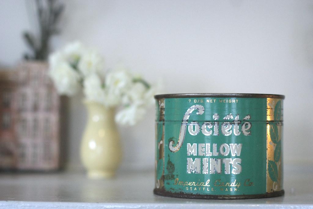 Société Mellow Mints