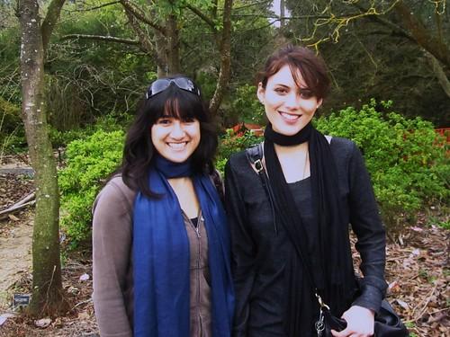 sf botanical garden - gaby & me 2