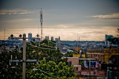 Torres de Catedral Centro