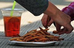 Tea & Fries