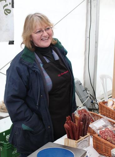 Farmer's Market at Watergate Bay - Cornwall