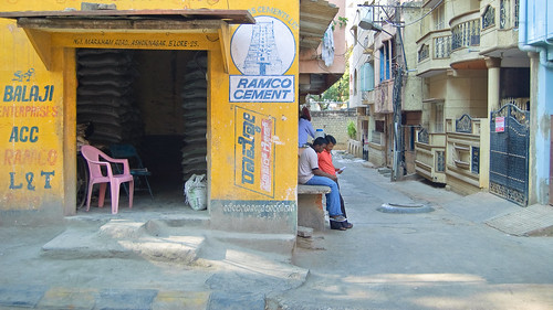 Bangalore Back Streets