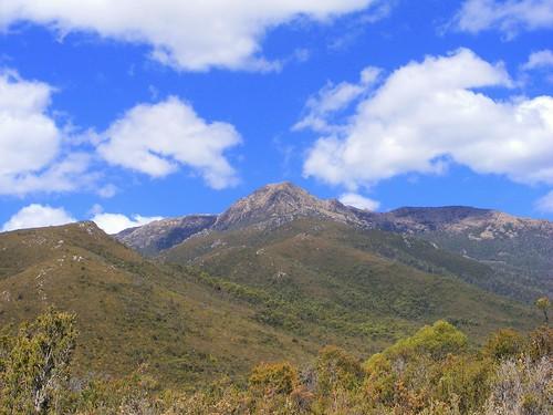 Mt. Anne, Tasmania