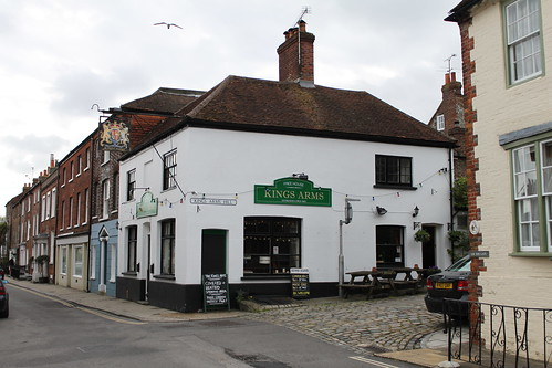 The Kings Arms public house, Arundel