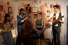 Erin Lang and David Simard @ Bands Undone