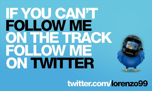 """Follow Me on Twitter"" Banner"