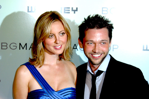 Eva Amurri and Chris Benz