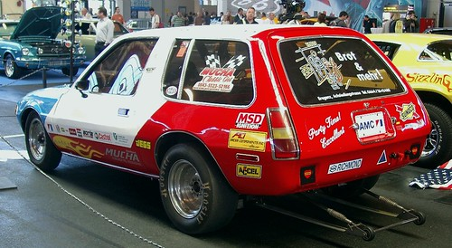 Pacer funny car