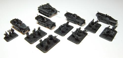 Panzergrenadier Platoon WIP