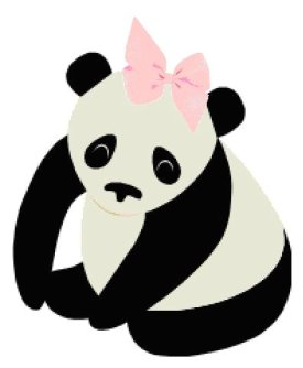 Hail and Farewell, Panda Princess